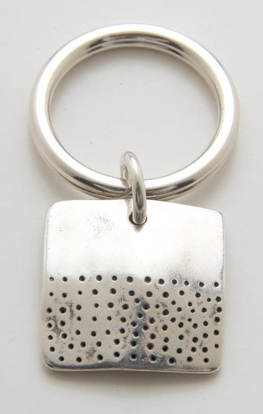 Square Dot Charm Bracelet